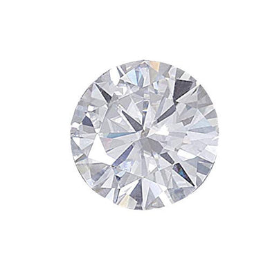 LOSE DIAMONDS GH Color Simulated Diamond Loose Stone Excellent Cut VVS1-VVS1 Clarity - EK CHIC