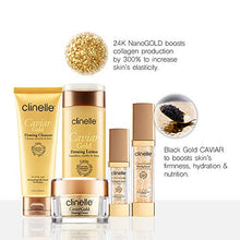 Load image into Gallery viewer, 24K GOLD AND CAVIAR FACE CREAM Caviar + 24K Nano Gold Firming Moisturizer: - EK CHIC