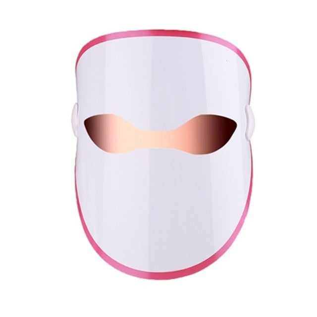 LED MASK LED Facial Mask - Skin Rejuvenation - Photon Therapy - EK CHIC