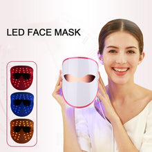 Load image into Gallery viewer, LED MASK LED Facial Mask - Skin Rejuvenation - Photon Therapy - EK CHIC