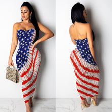Load image into Gallery viewer, DRESS Fashion Long Maxi Midi Bodycon Dress - EK CHIC