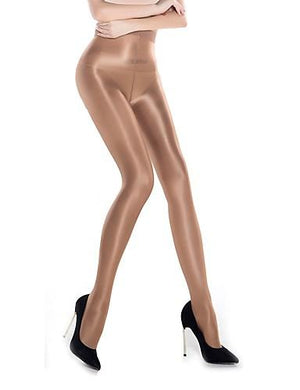 ACCESSORIES Women's Sexy Pantyhose - Beige Khaki One-Size - EK CHIC