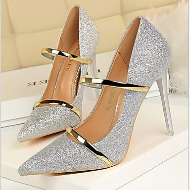 SHOES Women's Heels Stiletto Heel Pointed Toe - EK CHIC