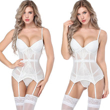 Load image into Gallery viewer, LINGERIE Sexy Lace Open Bra Women Lingerie - EK CHIC