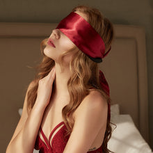 Load image into Gallery viewer, Soft Silk Satin Eye Mask - EK CHIC