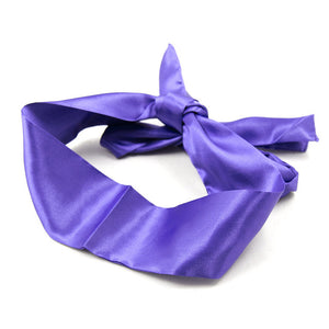 LINGERIE Soft Silk Satin Eye Mask - EK CHIC