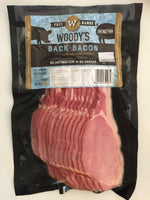 Woody's Back Bacon