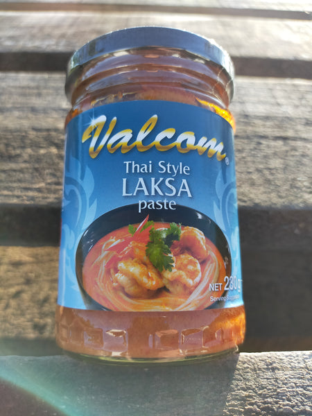 Valcom thai style curry paste