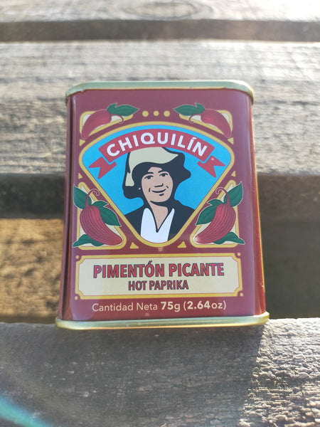 Cuiquilin hot paprika