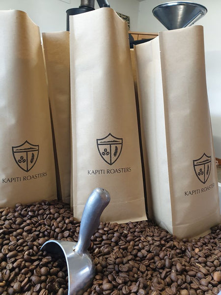 Kapiti Coffee Roasteries Columbian Coffee Beans per 200g