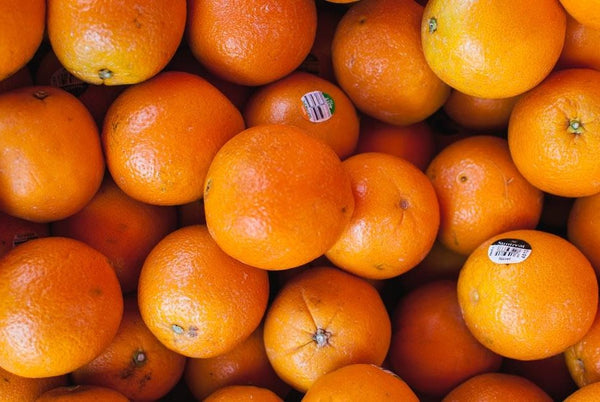 Oranges per 600g (approx 2 large)