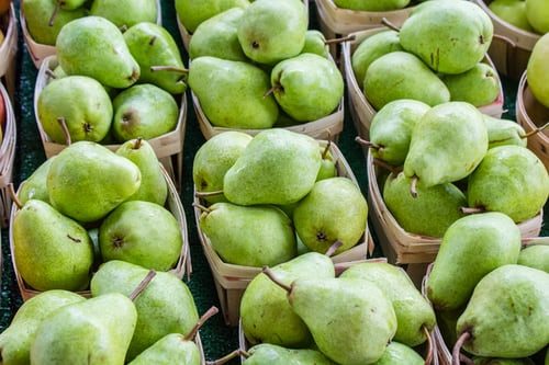 Packham Pears per 500g (approx 2 pears)