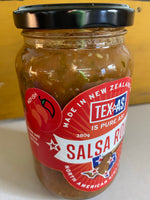 Tex-As Salsa Mild