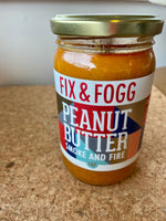 Fix & Fogg Smoke and Fire Peanut Butter 275g
