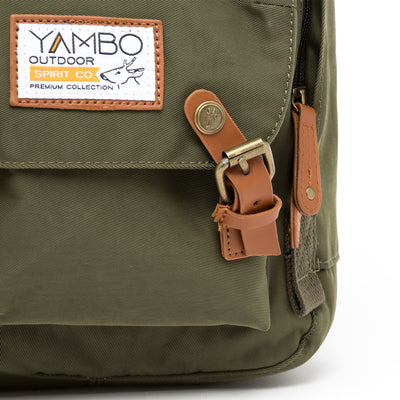 YAMBO SPIRIT KIDS GREEN ARMY