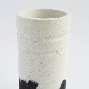 Tall Vase in Monochrome
