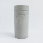 Load image into Gallery viewer, Tall Vase in Cool Grey