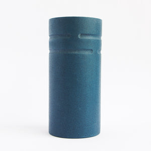 Tall Vase in Deep Blue