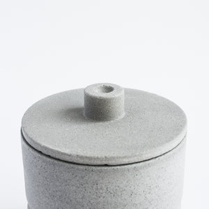 Lid for Chubby Pot in Cool Grey