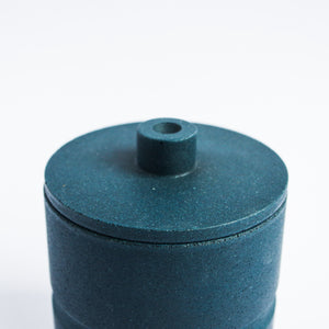 Lid for Chubby Pot in Deep Blue