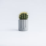 Load image into Gallery viewer, Mini Pot in Cool Grey