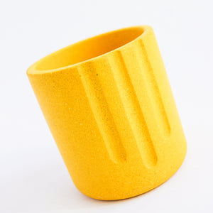 Mini Pot in Mustard Yellow