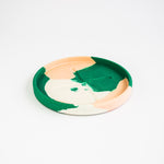 Load image into Gallery viewer, SPLODGE Emerald Small Round Tray