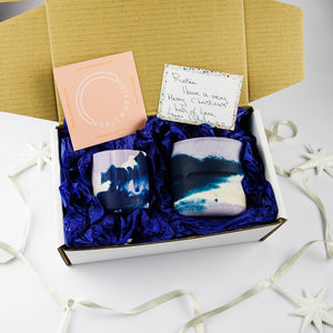 Splodge Pot Gift Set