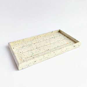 Rectangle Tray in WASTE