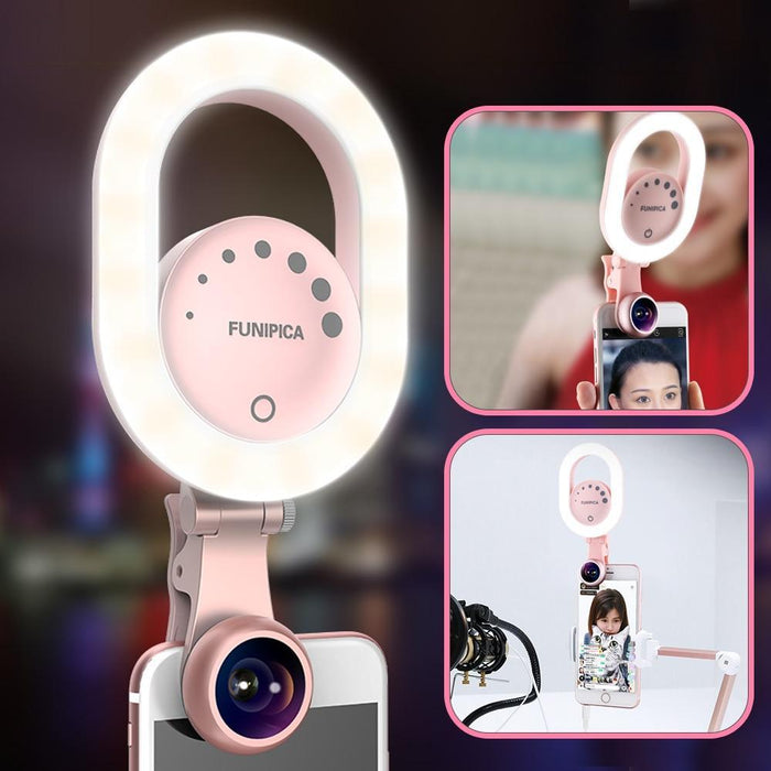 The Perfect Selfie - Perfect Lighting All The Time! - Deals You May Like