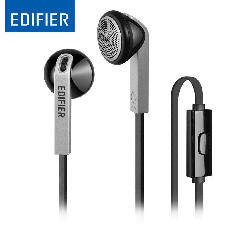 In-ear Earphone With MIC Bass Stereo Headset Hands - Deals You May Like