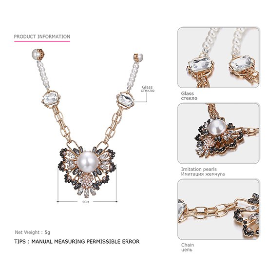 Women Wedding Engagement Fashion Jewelry, Pearl Necklaces - Deals You May Like