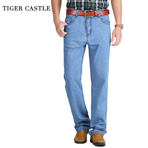 Cotton Stylish Quality Solid Mens Jeans