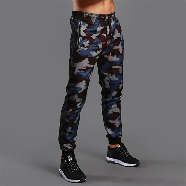 Jogger Camouflage Gyms Pants | Runners Clothing Sweatpants - Deals You May Like