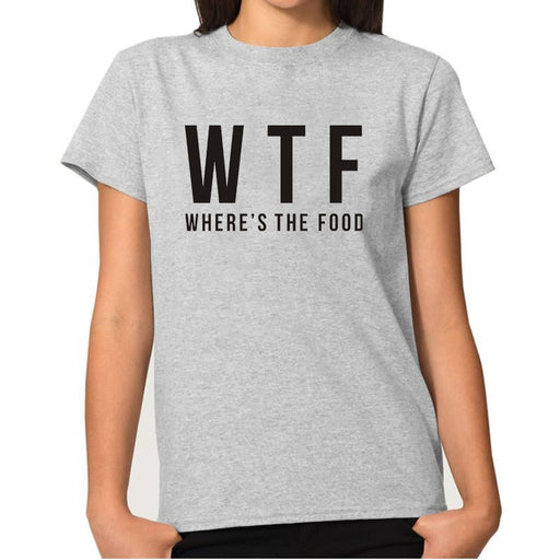Where´s The Food Women's Shirt