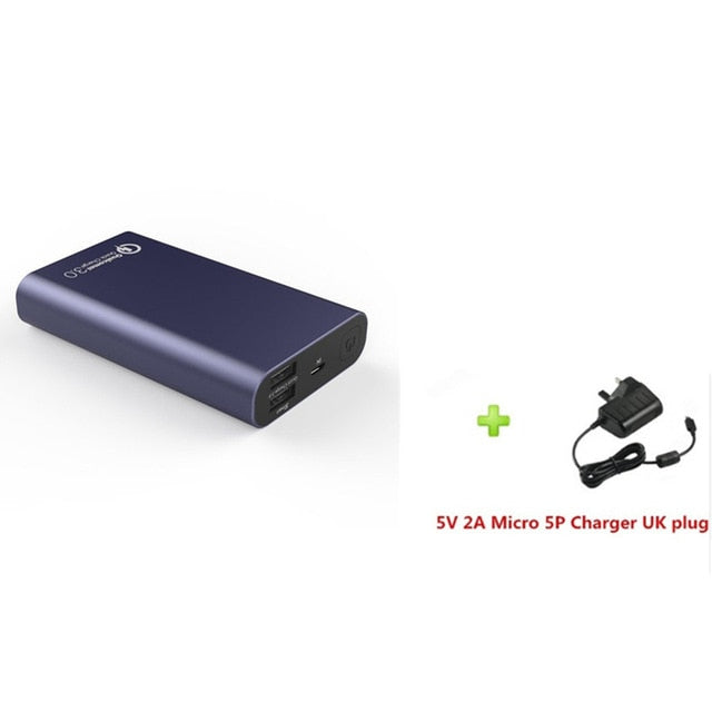 External Battery Pack Backup Fast Charger Powerbank for Xiaomi iPhone - Deals You May Like