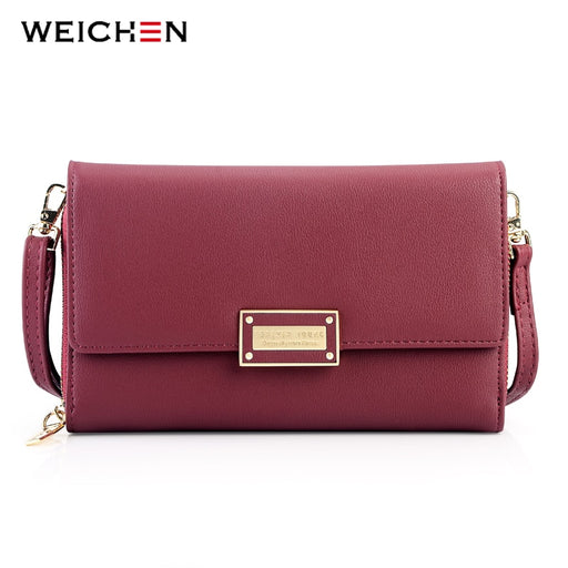 New Ladies Shoulder Bag & Clutch Big Capacity Leather Purses For Women - Deals You May Like
