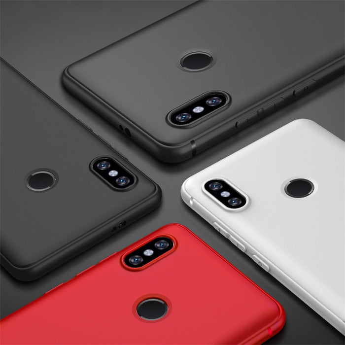 Matte TPU Frosted Silicon Phone Cover For Xiaomi Redmi - Deals You May Like