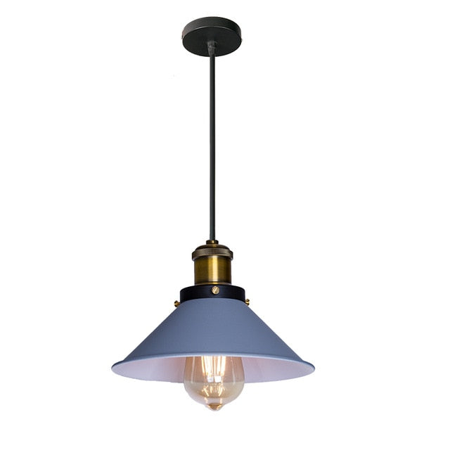 Pendant Retro Hanging Lampshade For Kitchen Dining Bedroom - Deals You May Like