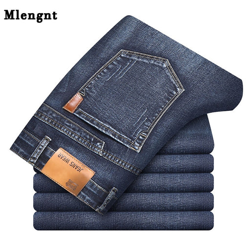Business Quality Solid Mens Jeans