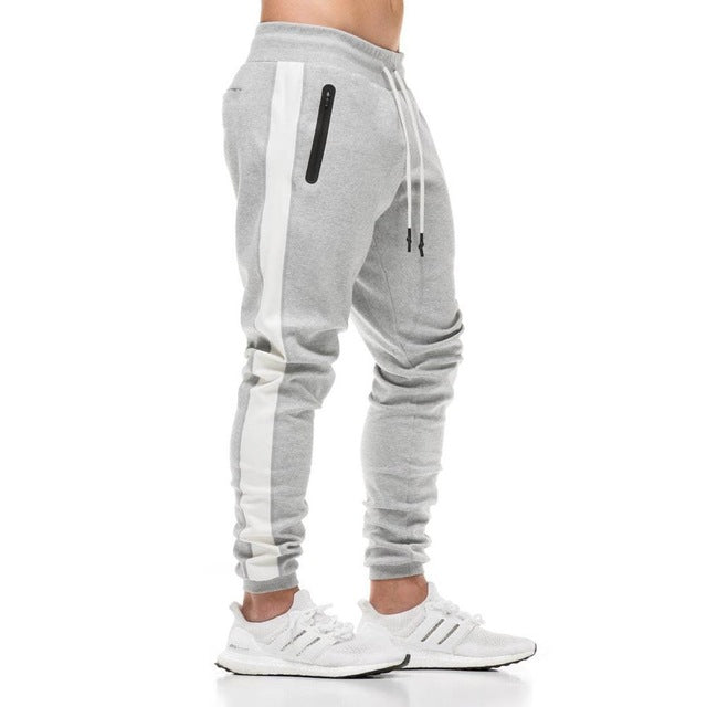 Men's Joggers Pants | Fitness Casual Fashion | Joggers Sweatpants - Deals You May Like