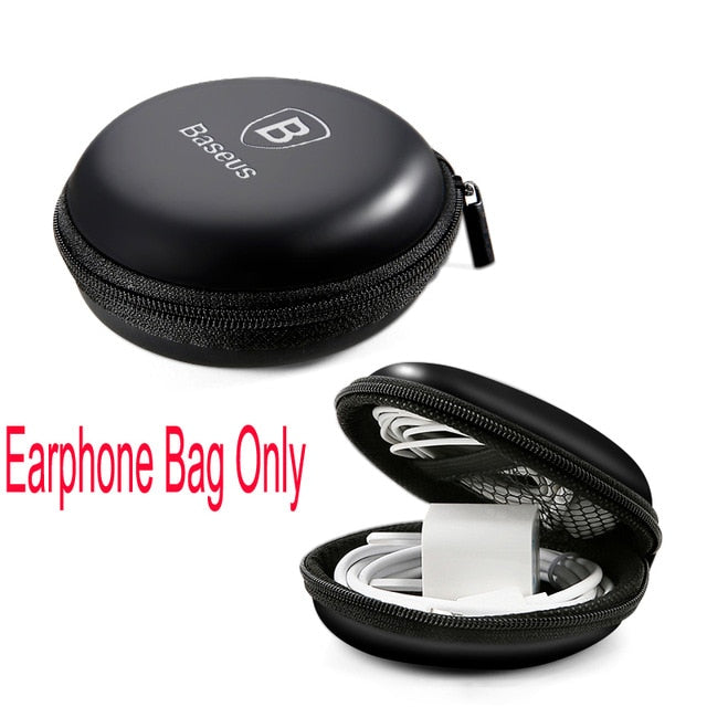 Wired Earphone | Stereo Sound Headset | Earphone With Mic Earbuds - Deals You May Like