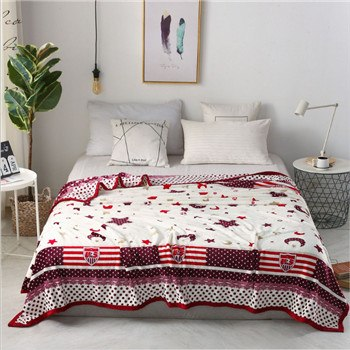 Fleece Blankets, Flannel Air Conditioning Blankets Thermal Sheets - Deals You May Like