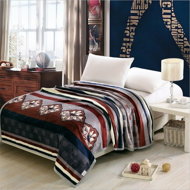 High-Quality soft & comfortable flannel blanket | Autumn | Winter - Deals You May Like