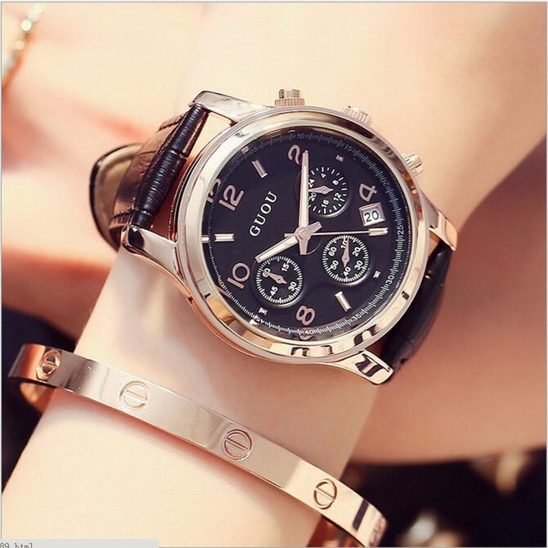 Quartz Top Branded Luxury Watches For Women - Deals You May Like