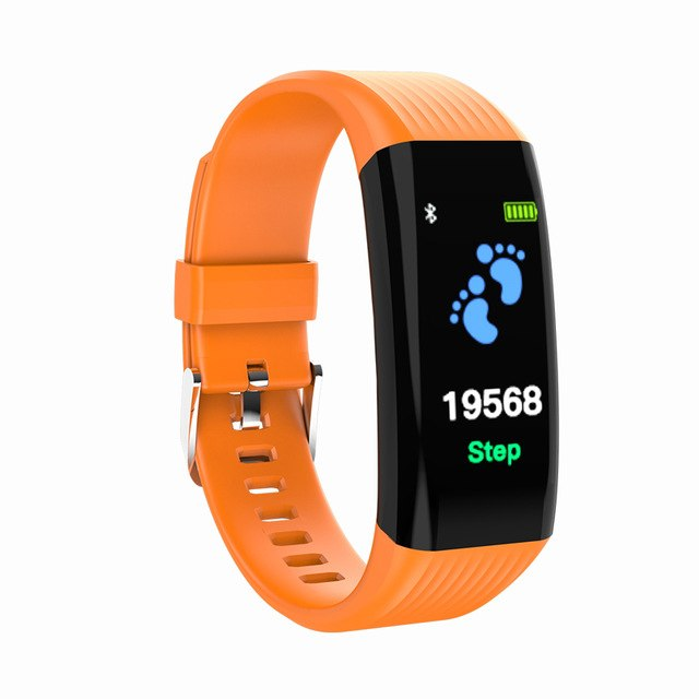 Smart Wristband Fitness Tracker Pedometer For Android IOS Phone - Deals You May Like