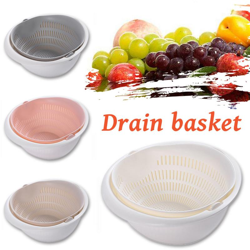 Easy Drain Food Washing Basket - Deals You May Like