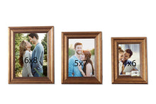 Load image into Gallery viewer, Set Of 3 Table Top Photo Frame For Office & Home Decor