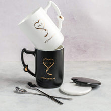 Load image into Gallery viewer, Unique Ceramic Coffee & Tea Mugs, Creative & Novelty Gift Item, Capacity 350 ML