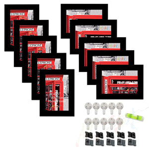 Premium Photo Frames For Wall, Living Room & Gifting - Set Of - 35